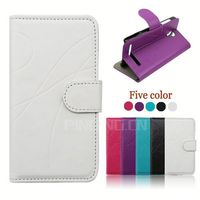factory price leather phone cover for samsung galaxy ring sph-m840 case