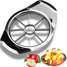 Stainless Steel Apple Cutter Slicer Multi-function Fruit Divider and Corer, apple cutter