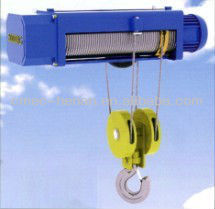electric hoist with CD/MD/HC/HM type
