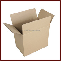 FEFCO 0201 shape B3B double shipping brown paper corrugated carton box