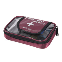 emergency car travel first aid kit bags