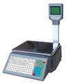 Label Printing Scale Dot Matrix