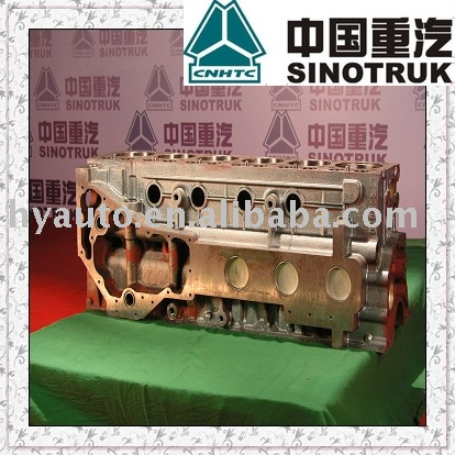 SINOTRUK(CNHTC) products--steyr engine cylinder block