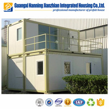 Cost Effective Good Insulated Galvanized Steel Homes Container House