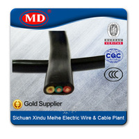 house wiring electrical flat cable 220v