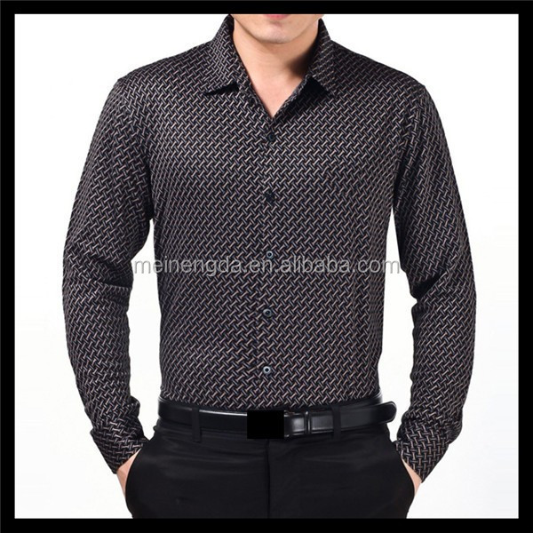 china new product best quality man grid cotton king t shirts