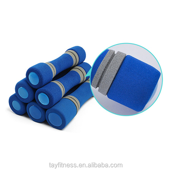 Home Use Portable Foam Dumbbell