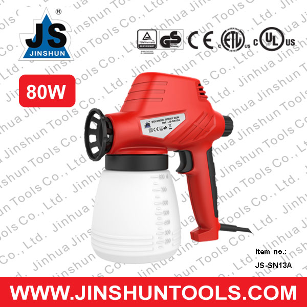 JS 2014 New design electric solenoid machine gun 80W JS-SN13A