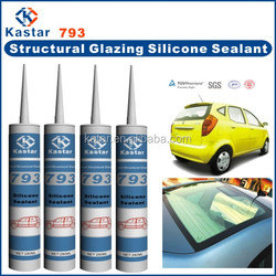 windshield glazing silicone sealant, ge silicone sealant, one part silicones