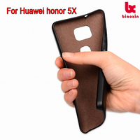 New PU Leather Smart Phone Fashion Case for Huawei Honor 5X Wholesale In China