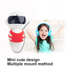 2016 Low Cost Auto Tracking PTZ IP Camera 960P Baby Monitor Wireless