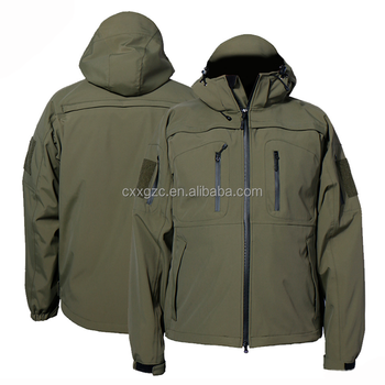 Wholesale Olive Green Army Combat Soldier Coat Military Combat Jackets
