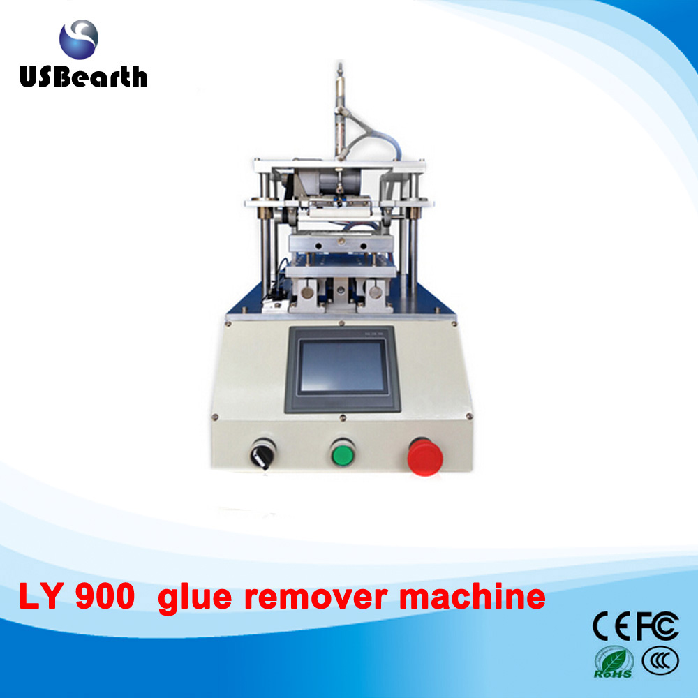 LY 901 automatic touch screen OCA glue removing machine for mobile phone LCD screen refurbishment,free shipping