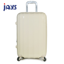 New Printing Durable Polycarbonate Trolley Luggage Suitcase