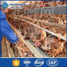 African top selling 4 tiers battery cage for broiler chicken