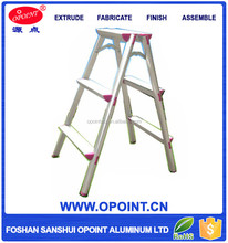 Factory Direct Supply En131 Retractable Aluminum Ladder Used