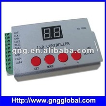 8192 pixel load capacity 1109 led controller,DMX led controller