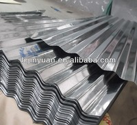 SGCC DX51D SGLCC Hot Dipped ZINCALUME / GALVALUME Galvanized Corrugated Metal Tile / Steel Roofing Sheets BEST PRICE