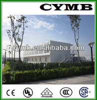 CYMB steel movable houses