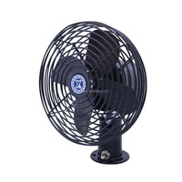 12 volt fan 6 inch oscillating clip small fan for cars