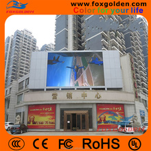 high resolution p10 led display full sexy movies video in china