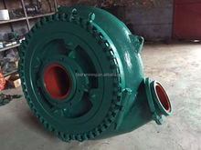 River submersible sandsuction pump for sand pumping river dredring