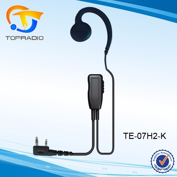 Earpiece for Two Way Radio Walkie Talkie Headset for Baofeng UR-5R BF888S GT3 UV-5RA UV-5RB UV5RC UV5RD UV-3R PTT Earphone