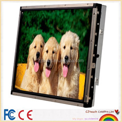 15 inch HdmI input tft lcd cheap usb touchscreen monitor,15 inch LCD industrial monitor