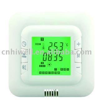 digital LCD thermostat
