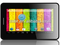 Cheapest 2g phone call long battery life tablet pc