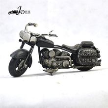 Factory Supply simple design metal craft motorcycle models with good offer