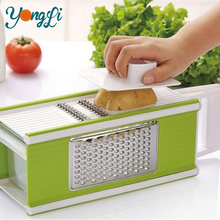 Food And Vegetables Mandoline Slicer With Blades For Fruit And Cheese Cutter Vegetable Chopper Container