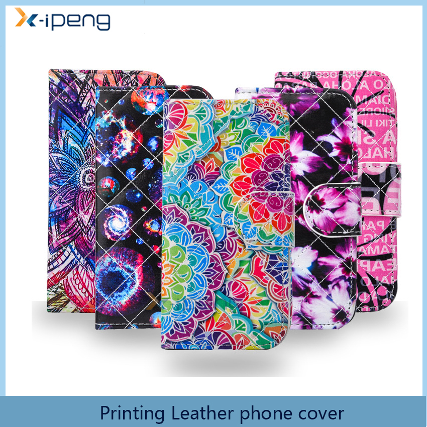 best selling products money slots printing leather flip phone cover case for samsung galaxy y s5360