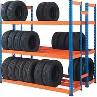 Wholesale Toyo Tire Steel Warehouse Storage Rack Manufacturers China