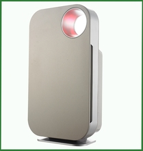 Mini silent mode fresh air remove smell release anion air purifier smart air cleaner