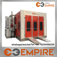EP-20 alibaba in spanish (CE) Luxury Auto autobody Spray Booth