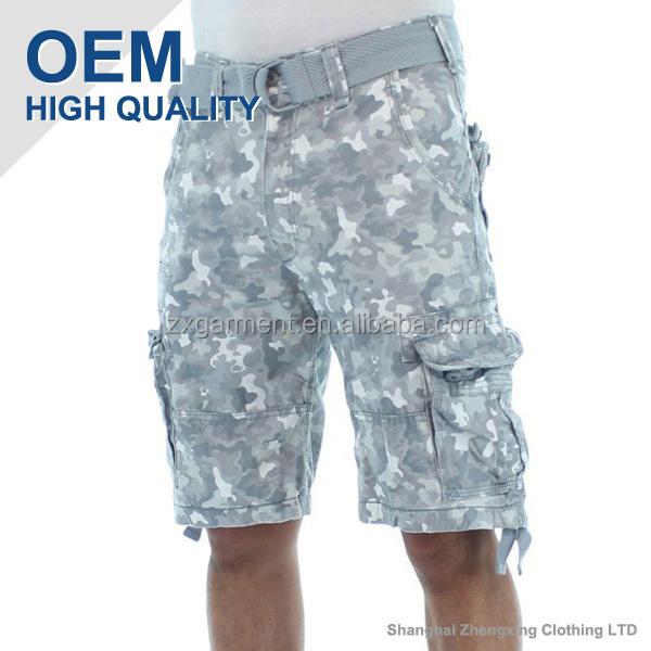 Mens 3/4 Cargo Shorts Grey - Buy Mens 3/4 Cargo Shorts,Mens Cargo ...