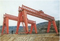 China top manufacturer gantry crane for road, bridge