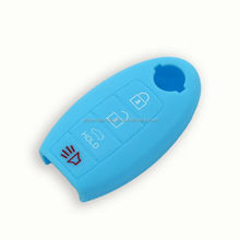 Promotional Cheap Smart Key Holder Silicone Rubber Car Key Covers