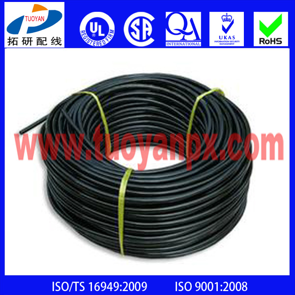 High temperature Soft UL PVC wire insulation tube factory
