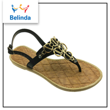 Factory direct sale pvc shoes ladies indian women juti shoes sandal