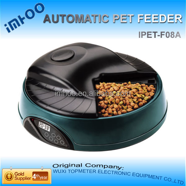 best automatic dog feeder 4 Meal LCD cat mate c20 Automatic Pet Feeder