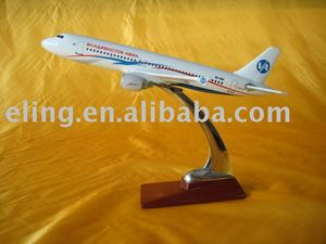 Resin plane model Airbus A320 or Resin model plane