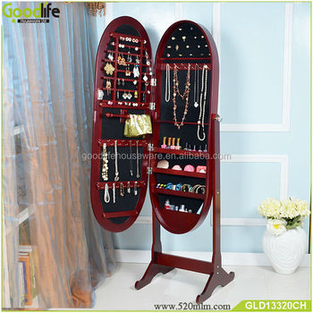 dropship wholesalers jewelry storage cabinet wholesale