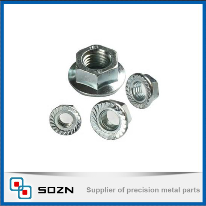 Hex Lock Nut Locknuts Spin Nuts