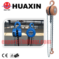 0.25t-10t G80 load chain material handling equipments /chain block manufacturer