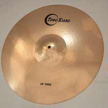 b8 material marching drum cymbal Reasonable Price cymbal for wholesale