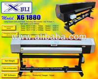 Xuli X6 1880 5.11ft actual printing width with epson dx5