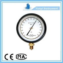 precision mini pressure gauge manometer precision test gauge