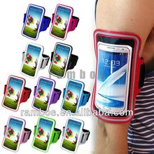 Full Protection Sport Arm Band Cover Walking Armband Case Cover for Samsung Galaxy Note